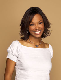 FRIENDS -- NBC Series -- Pictured: Aisha Tyler -- NBC Photo: Chris Haston